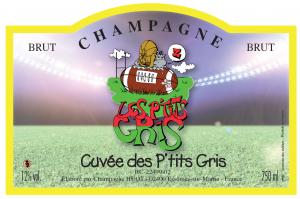 etiquette champagnePG