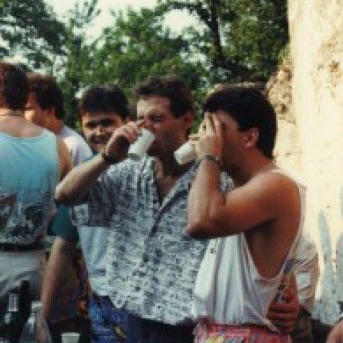1989 - 3e mi-temps - Jean-Louis