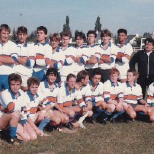 1985 - Juniors