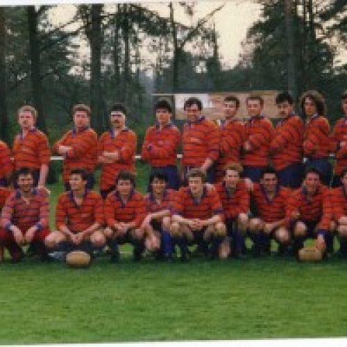 1990 - Championnat de France vs Sully Sur Loire