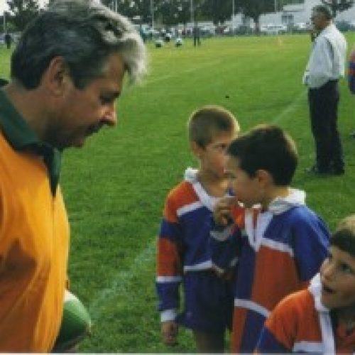 1998 - Ecole de Rugby